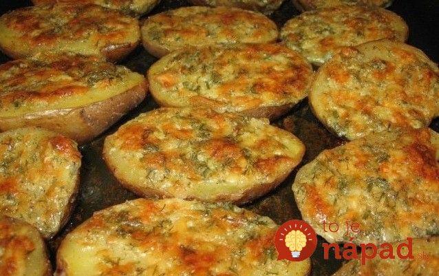 Vynikajúce jedlo pre celú rodinu. Pripravte si skutočnú delikatesu zo zemiakov, byliniek, cesnaku asmotany.