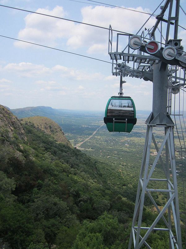Cablecar   by Harties Cableway