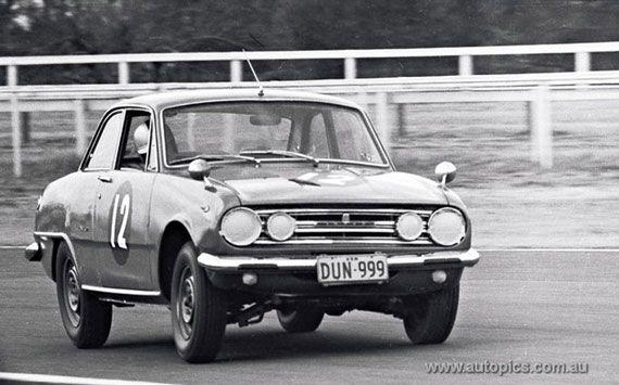 Isuzu Bellett: The club car that helped Bondy become a superstar