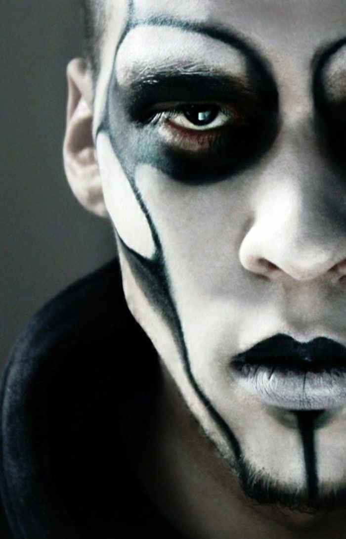 1000+ ideas about Mens Halloween Costumes on Pinterest - Mens Halloween Makeup