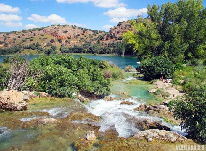 Qué Ver En Las Lagunas De Ruidera El Paraíso Turquesa Manchego Lagunas Paisajes Cascadas
