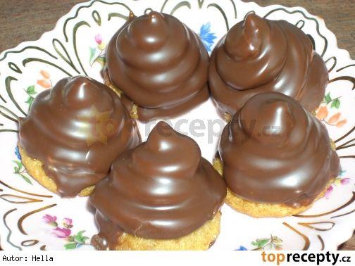 Čokoládové špičky