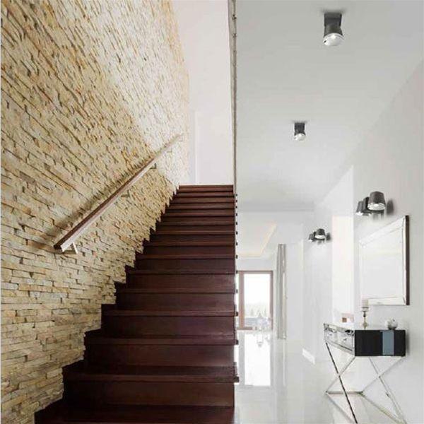 Drone parete-soffitto - Leds C4 Illuminazione - Applique - Progetti in Luce