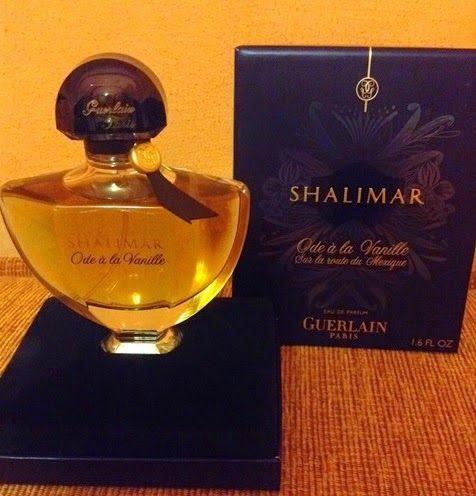 Guerlain Shalimar Ode a la Vanille sur la route du Mexique