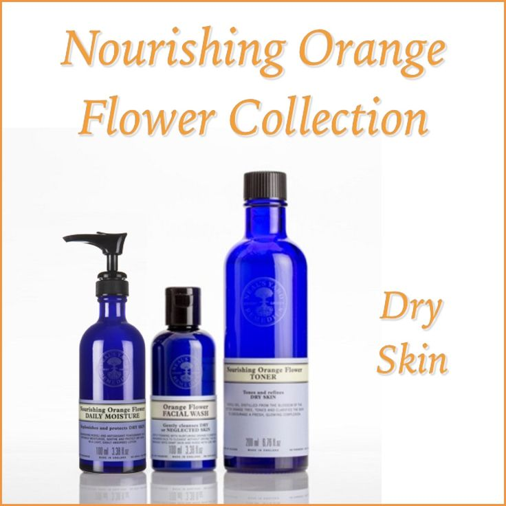 Help protect dry skin on premature aging with our blend of organic orange flower oil, extracted from the delicate blossom and blended with antioxidant plant extracts.