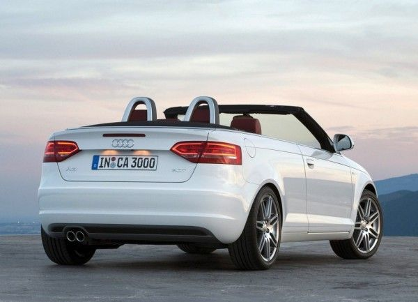 2014 Audi A3 Cabriolet White Concept 600x433 2014 Audi A3 Cabriolet Specs, Price, with Images