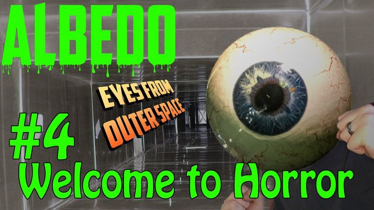 Welcome to Horror   Albedo Walk Through Part 4