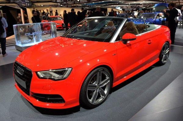 2014 Audi A3 Cabriolet Reds Photos 600x398 2014 Audi A3 Cabriolet