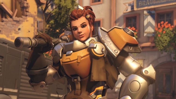 Overwatch's New Hero Is Brigitte, Available on PTR Today - IGN  ||  The latest playable character in Blizzard's hero shooter has been revealed. http://www.ign.com/articles/2018/02/28/overwatchs-new-hero-is-brigitte-available-on-ptr-today?utm_campaign=crowdfire&utm_content=crowdfire&utm_medium=social&utm_source=pinterest
