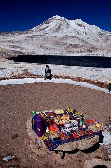 San Pedro de Atacama - Andes. Chile