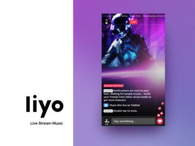 Liyo 2   Trailer - Live stream music