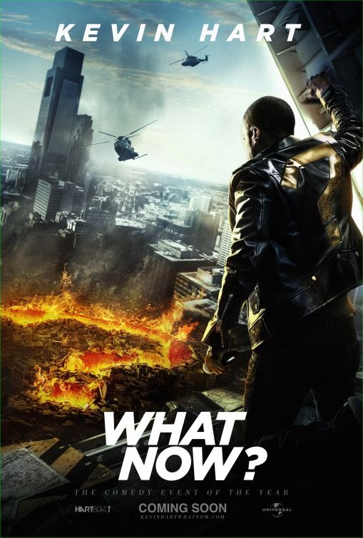 The Comedy Event of the Year - Kevin Hart: What Now? is coming to theaters…