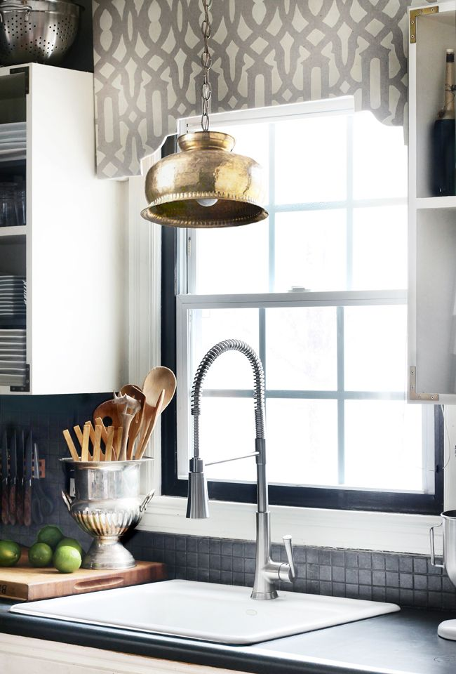 How To Turn A Kitchen Bowl Into A Pendant Light