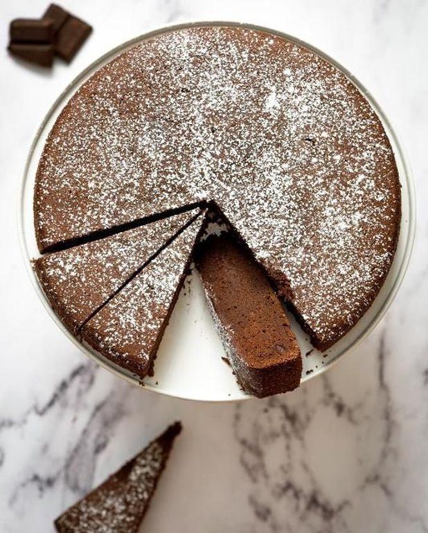 Weight Watchers Schokoladenkuchen für 8 – Rezepte Elle à Table   – Diet mon gars!