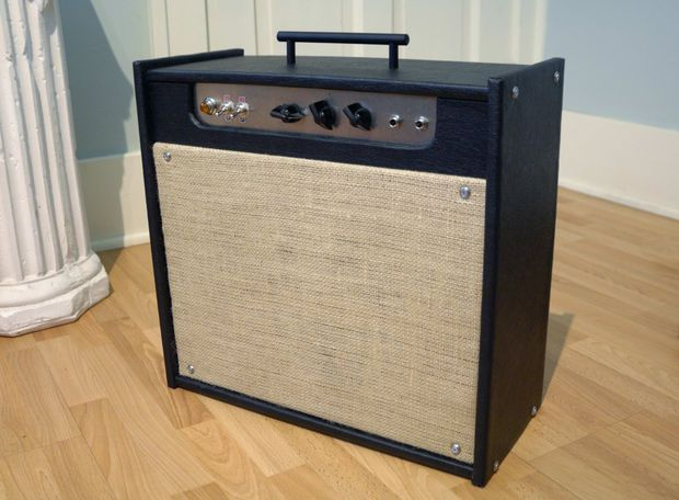 How to Build a Tube Amp. I'd love to do this.