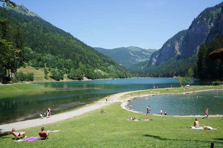 #Lac de Montriond - #Haute-Savoie: