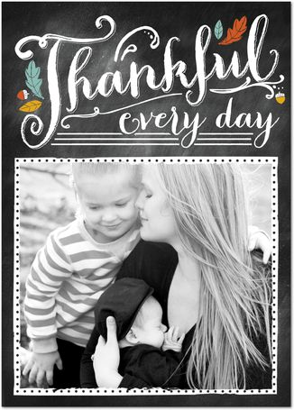 Sweet Thanksgiving Card made by @Nicole KuehlThanksgivingcards