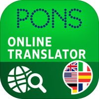 PONS Online Translator - your free online dictionary with text translation av PONS GmbH
