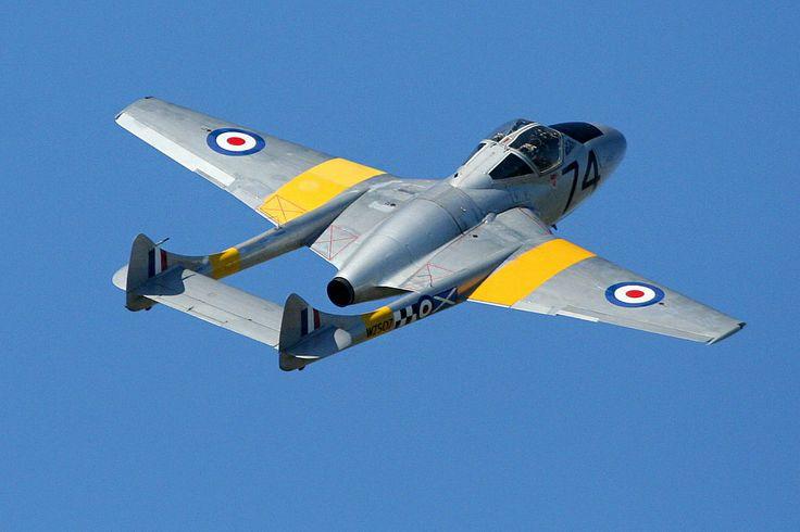 De Havilland Vampire 55