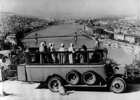 Gellért Hill Budapest 1930