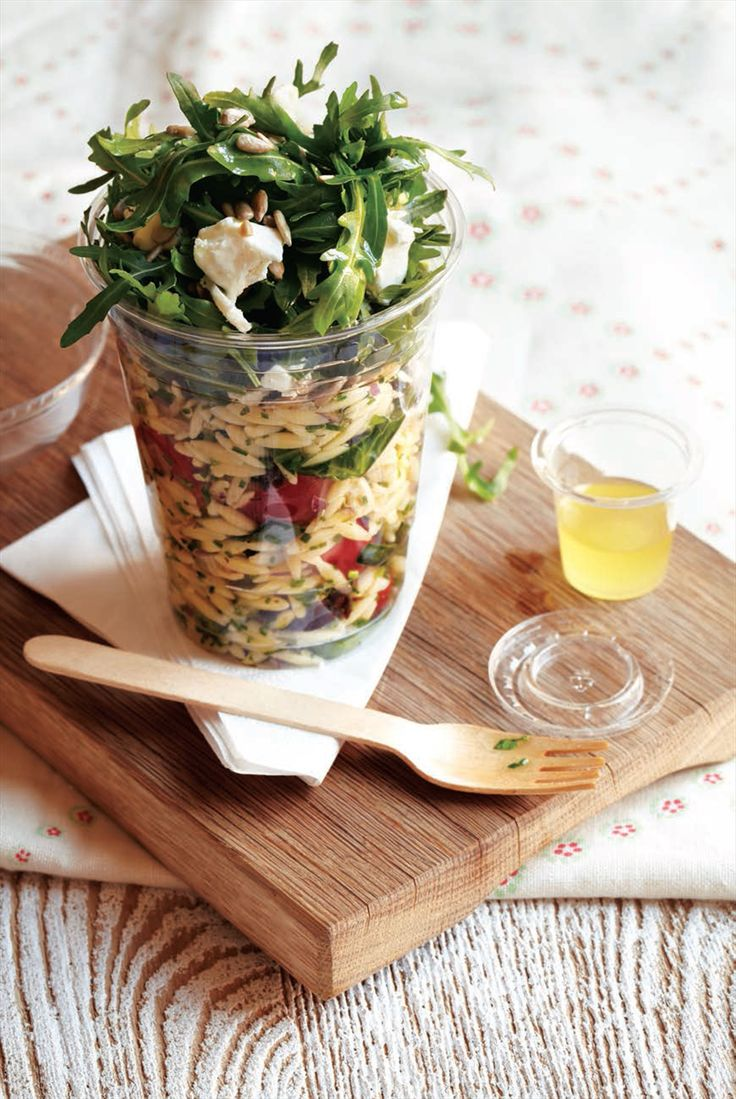 Shake-it-up super salad recipe from The Family Kitchen by Rob Kirby | Cooked.com