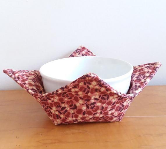 Bowl cozies set of 2