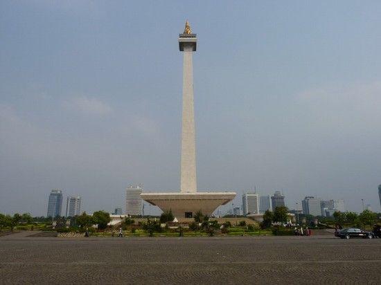 Jakarta pictures and images: photo jakarta jakarta  #monas #jakarta @kakday
