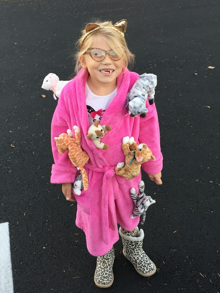 Crazy Cat Lady Costume | Halloween | Pinterest