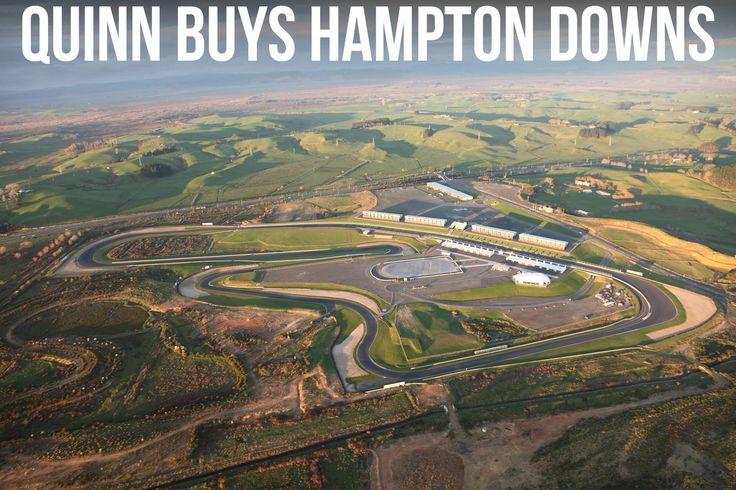 Velocity New Zealand March 27 · Edited ·     ·  HAMPTON DOWNS SOLD TO TONY QUINN  Hampton Downs Motorsport Park has reportedly been sold for around $13.5 million to Australian pet food mogul and Highlands Motorsport Park owner Tony Quinn.  Velocity NZ understands a decision was made earlier this week to accept Quinn's offer to buy the circuit, a process which will see the North Waikato facility removed of all debt. Velocity NZ sources close to the Highlands Park owner indicate Quinn has…