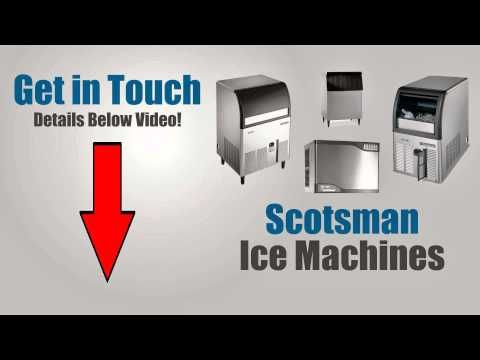 Find Scotsman Ice machines available now in South Africa! >> Scotsman Ice Machines --> http://www.youtube.com/watch?v=aMFRPGGQIRA