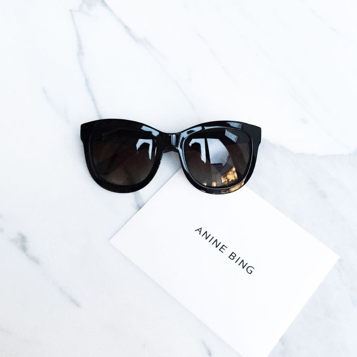 Anine Bing sunglasses via D a m o y . E  - s h o p. Click on the image to see more!