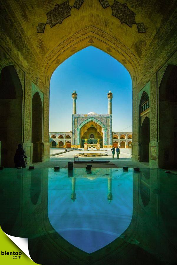 91 Best Images About Imam Mosque Isfahan Iran On