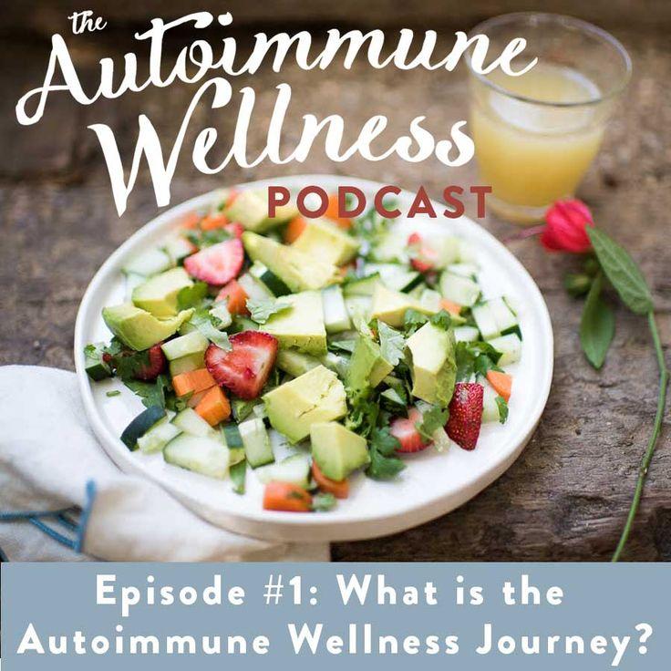 The Autoimmune Wellness Podcast Episode #1: What is The Autoimmune Wellness Journey