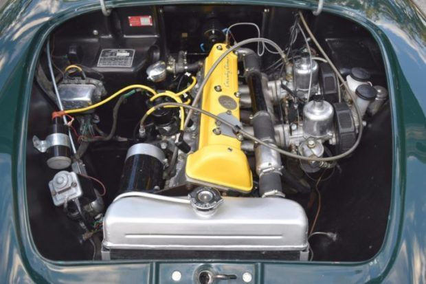 Bristol Bodied Flyweight: 1962 Lotus Elite S2