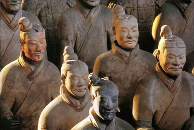 Awesome China39s Qin Terracotta Army The Chinese Clay Warriors Pictures with Terracotta In China | Goventures.org