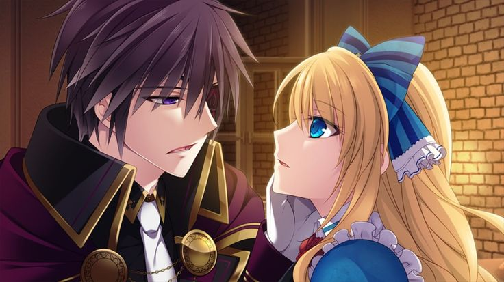 Shall we date? Lost Alice - Ace Spade : Main story, chapter 2