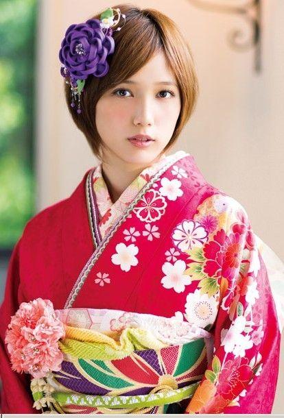 tsubasa honda : 【最新】2014年♡成人式振袖ヘアスタイルまとめ。 - NAVER まとめ
