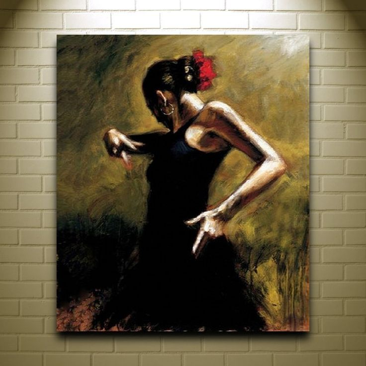 Handmade-mulheres-óleo-sobre-tela-dançarino-espanhol-famosos-reproduç&atilde (750×750)