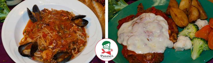 We Specialize in Italian food.Order online,pickup,Delivery Restaurant in North york. Enjoy our order Online Services in North york  http://paisanos.ca/