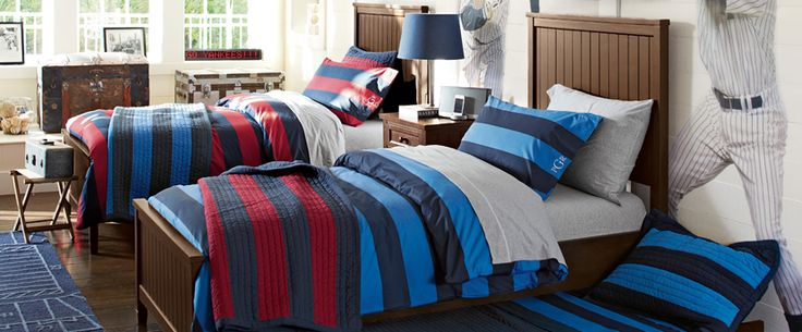 Boy Bedroom Ideas, Boy Bedrooms & Guys Room Decor | PBteen