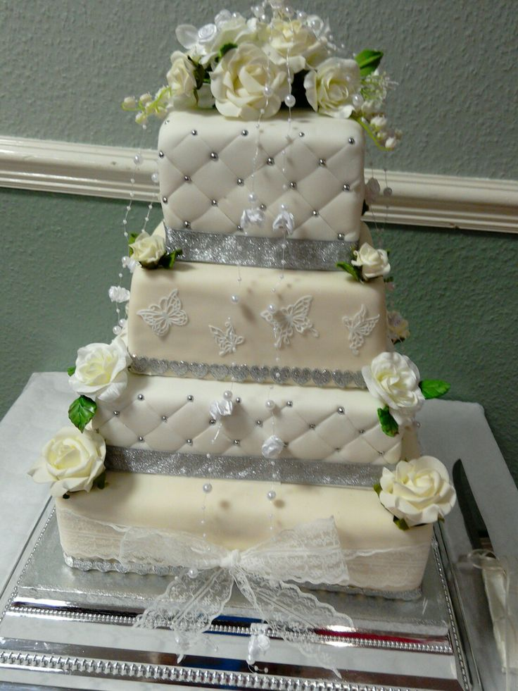 Wedding cake I've made