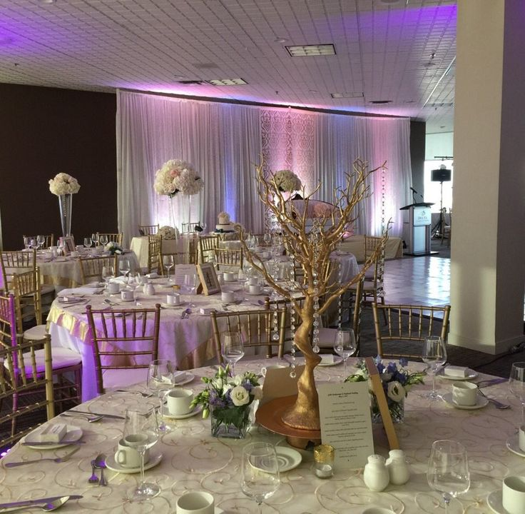 34 best classic wedding backdrops images on pinterest wedding wedding reception for m s at delta ottawa city center penthouse loved all junglespirit Gallery