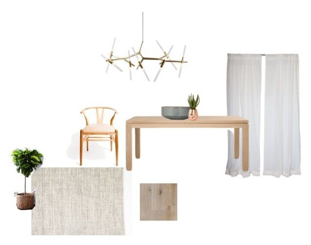 """""""Dining"""" by wood-leanne on Polyvore featuring interior, interiors, interior design, home, home decor, interior decorating and ferm LIVING"""