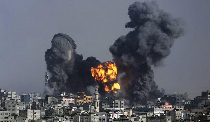 A qui profite la relance de la guerre israélo-palestinienne ? http://french.ruvr.ru/radio_broadcast/5646129/275113659/ #Israël #Palestine #Gaza #conflit #politique #guerre #diplomatie