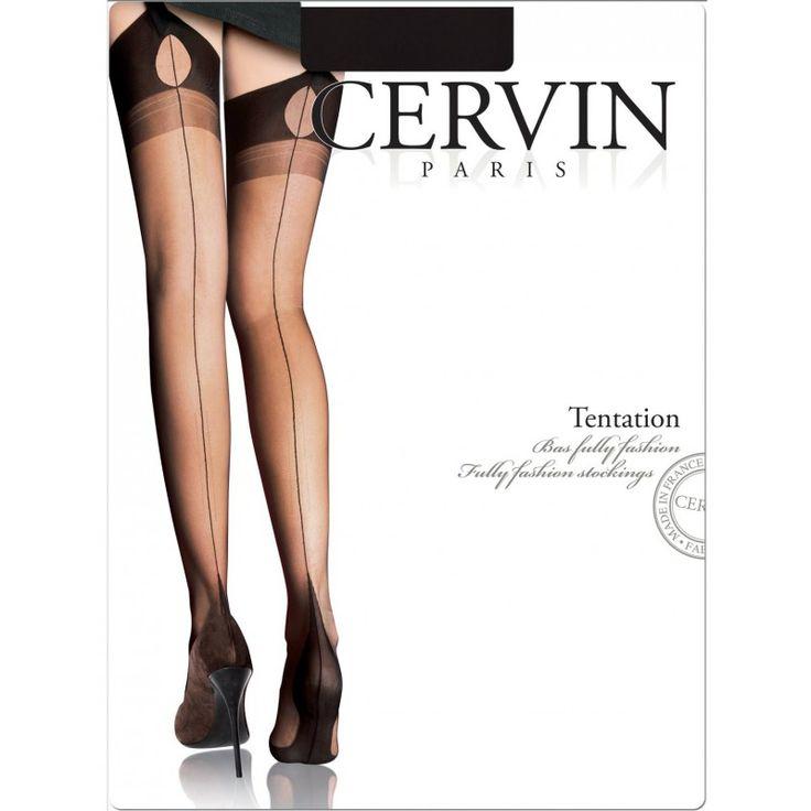 Bas Couture tentation | Cervin