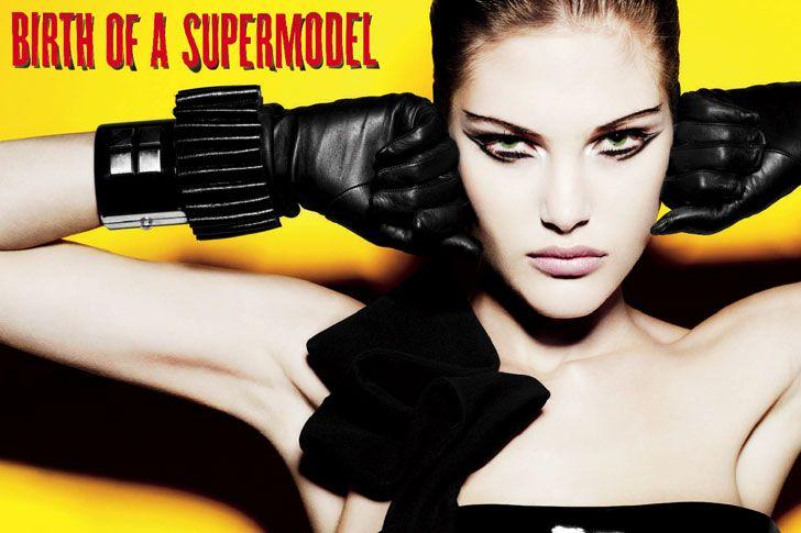 Photography* Mario Testino  Styling* Beat Bolliger  Model* Catherine McNeil