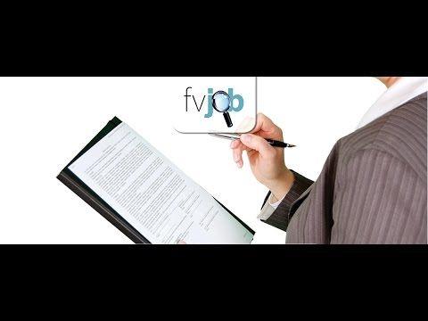 FVJOB - Come inviare il curriculum via mail ? Leggi la guida gratuita - YouTube