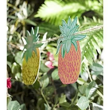 Show details for Tropical Fiesta Pineapple Bunting