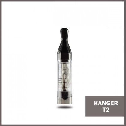Kanger T2 Clearomizer 2.4ml. Find out more in www.nexxton-ecig.com
