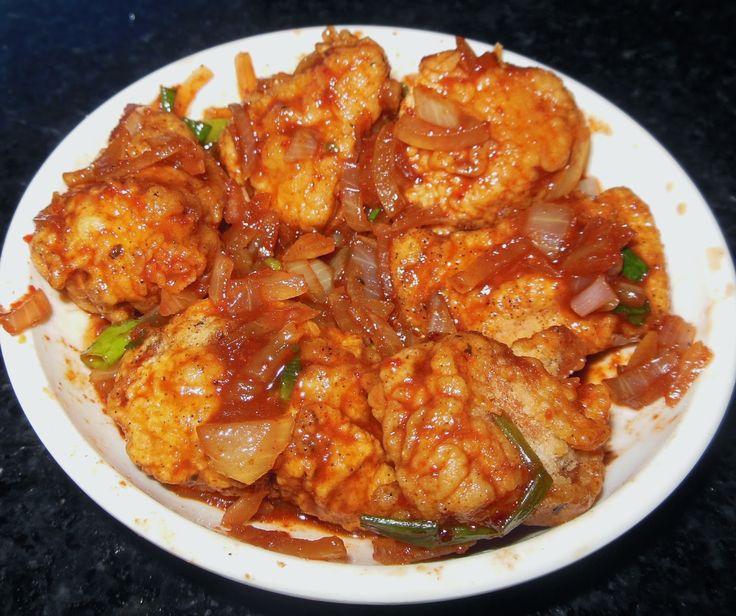 Comida de bar: frango frito coreano (순살치킨)